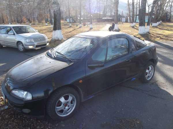 Opel Tigra, 1999 год, 230 000 руб.