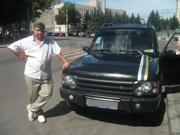 Land Rover Discovery, 2004 год, 550 000 руб.