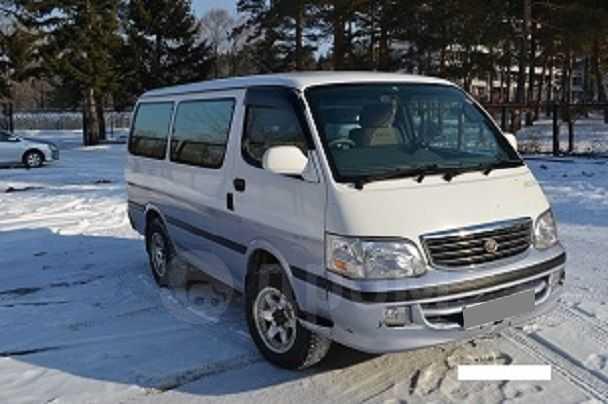 Toyota Hiace, 2002 год, 510 000 руб.