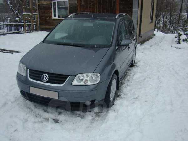 Volkswagen Touran, 2006 год, 480 000 руб.