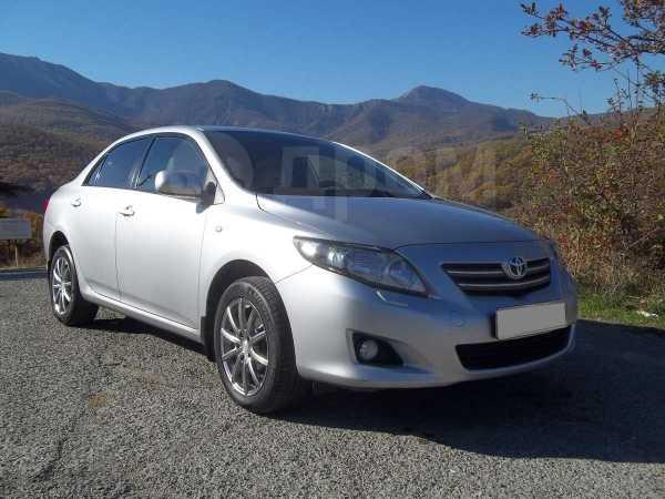 Toyota Corolla, 2007 год, 616 287 руб.