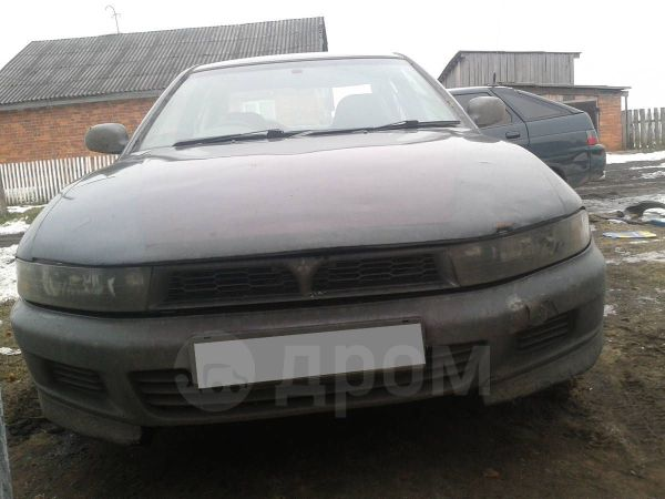 Mitsubishi Galant, 1998 год, 170 000 руб.