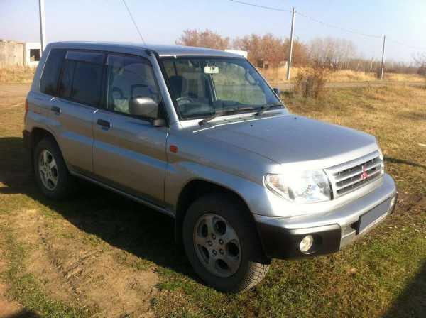 Mitsubishi Pajero iO, 1999 год, 340 000 руб.