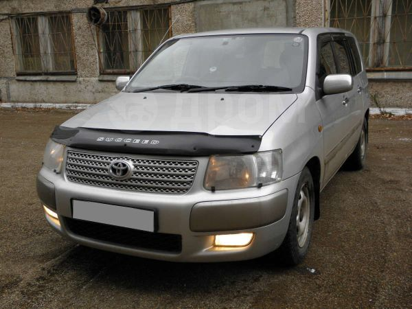 Toyota Succeed, 2002 год, 285 000 руб.