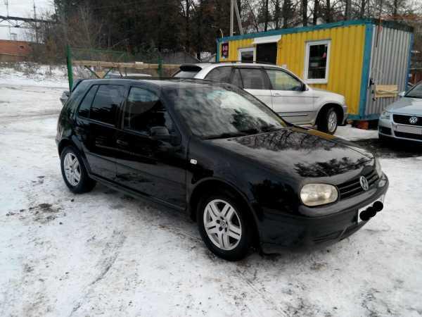 Volkswagen Golf, 2001 год, 186 000 руб.