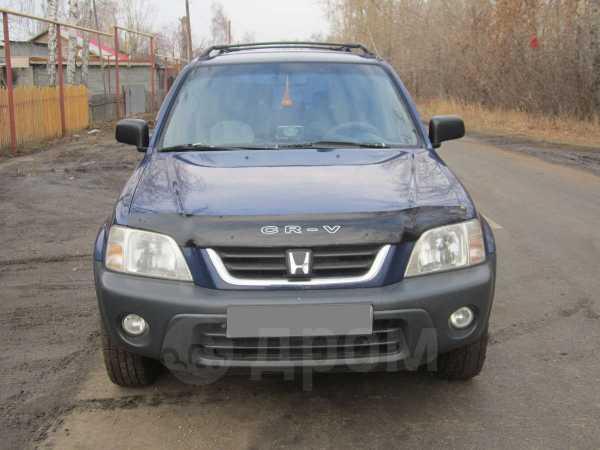 Honda CR-V, 2001 год, 415 000 руб.