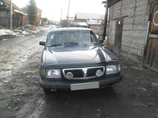 ГАЗ Волга, 2002 год, 60 000 руб.