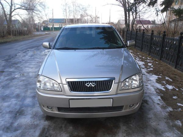 Chery Amulet A15, 2007 год, 195 000 руб.