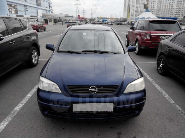 Opel Astra, 2003 год, 170 000 руб.