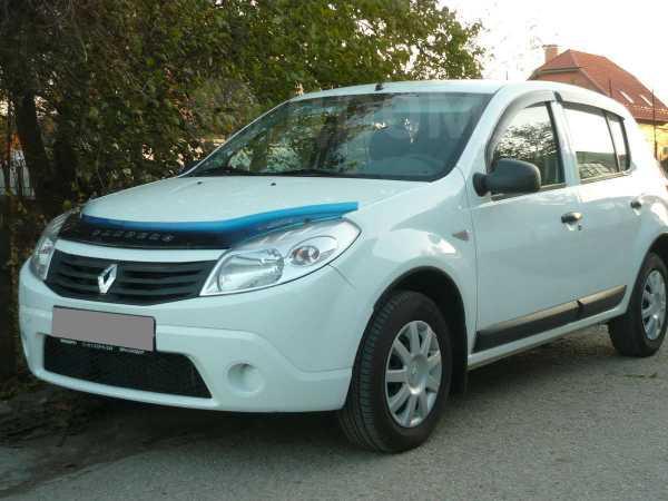 Renault Sandero, 2012 год, 327 000 руб.