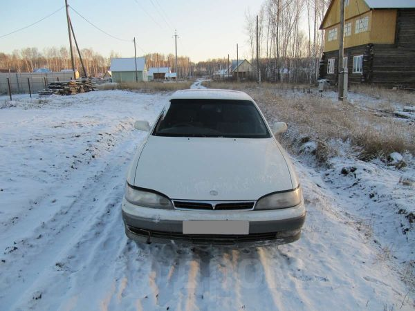 Toyota Camry Prominent, 1992 год, 118 000 руб.