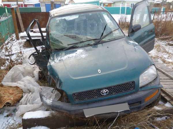 Toyota RAV4, 1996 год, 60 000 руб.