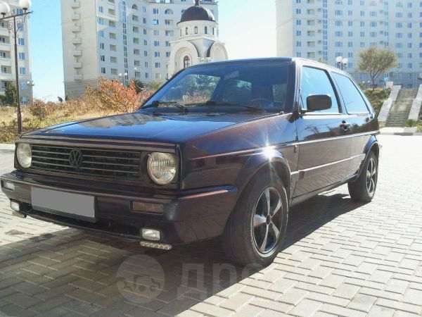 Volkswagen Golf, 1986 год, 150 000 руб.