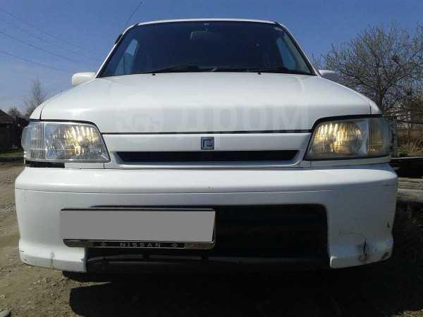 Nissan Cube, 2000 год, 93 000 руб.