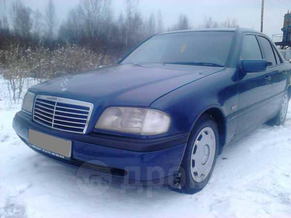 Mercedes-Benz C-Class, 1995 год, 270 000 руб.