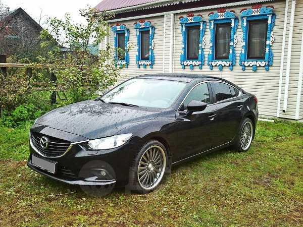 Mazda Mazda6, 2014 год, 949 999 руб.