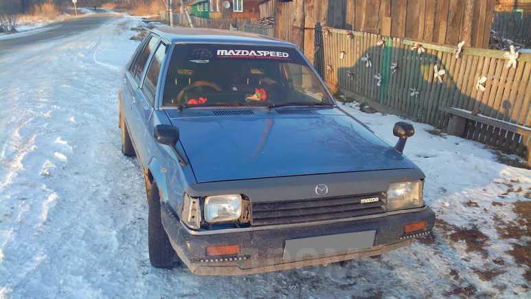 Mazda Familia, 1983 год, 50 000 руб.