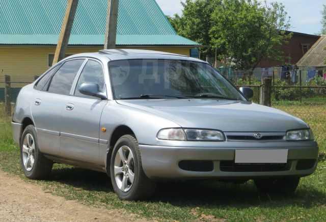 Mazda 626, 1993 год, 90 000 руб.