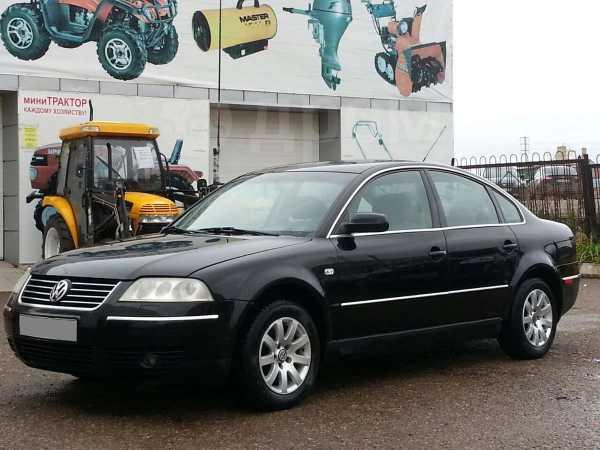 Volkswagen Passat, 2001 год, 279 000 руб.