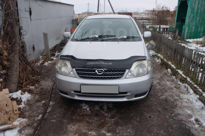 Toyota Corolla, 2001 год, 307 000 руб.