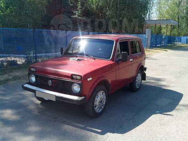 Лада 4x4 2121 Нива, 1992 год, 74 000 руб.