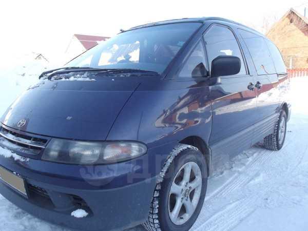Toyota Estima Lucida, 1996 год, 260 000 руб.