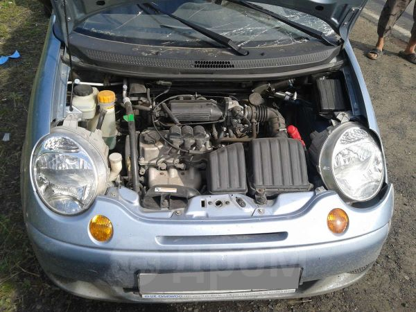 Daewoo Matiz, 2011 год, 50 000 руб.