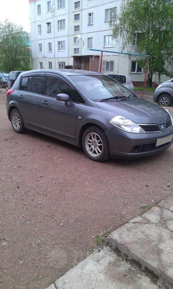 Nissan Tiida, 2006 год, 320 000 руб.