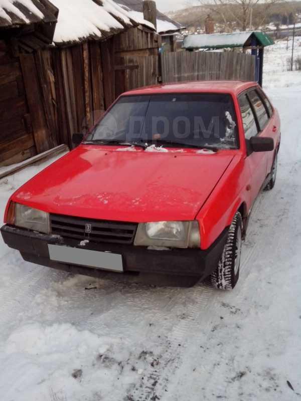 Лада 21099, 1993 год, 90 000 руб.