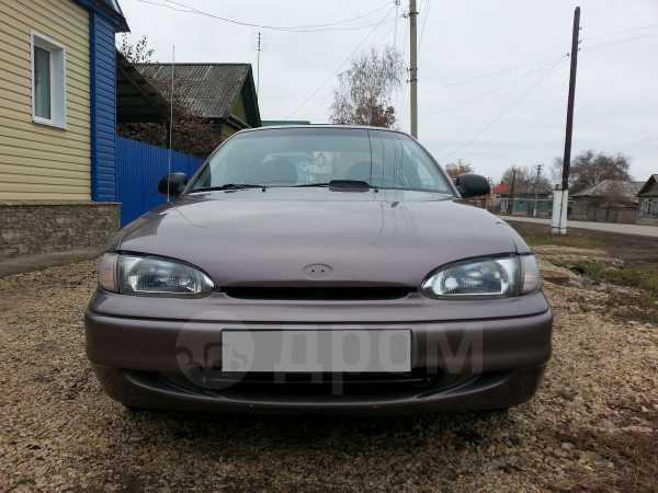 Hyundai Accent, 1994 год, 110 000 руб.