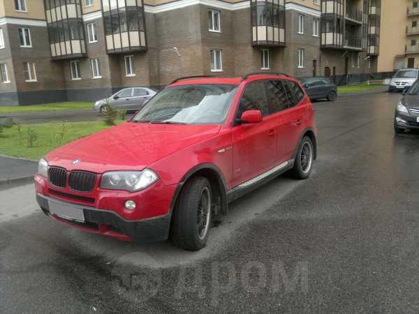 BMW X3, 2007 год, 720 000 руб.
