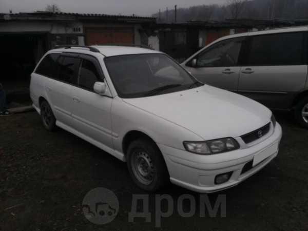 Mazda Capella, 1999 год, 135 000 руб.
