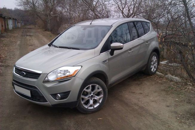 Ford Kuga, 2008 год, 740 000 руб.