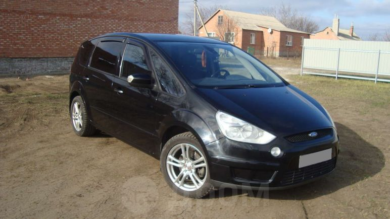 Ford S-MAX, 2008 год, 590 000 руб.