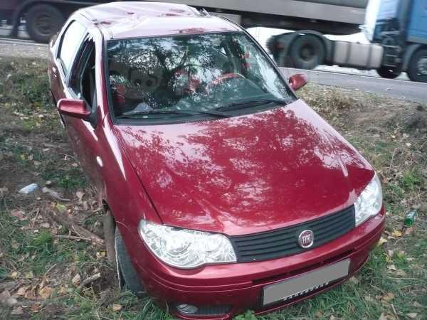 Fiat Albea, 2009 год, 120 000 руб.