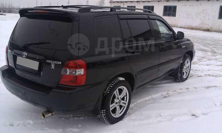 Toyota Highlander, 2005 год, 795 000 руб.