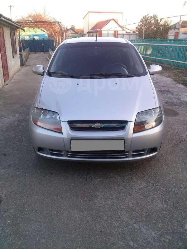 Chevrolet Aveo, 2006 год, 245 000 руб.