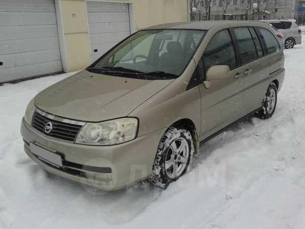 Nissan Prairie, 2002 год, 280 000 руб.