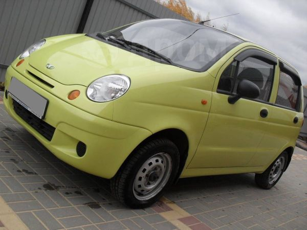 Daewoo Matiz, 2009 год, 129 000 руб.