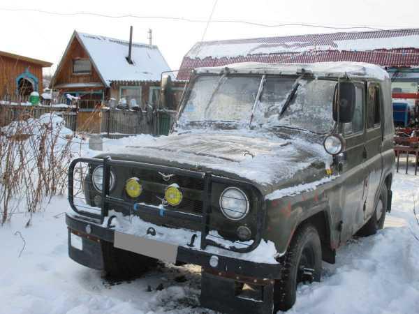 УАЗ 469, 1981 год, 60 000 руб.