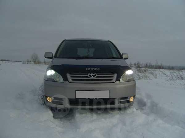 Toyota Ipsum, 2002 год, 410 000 руб.
