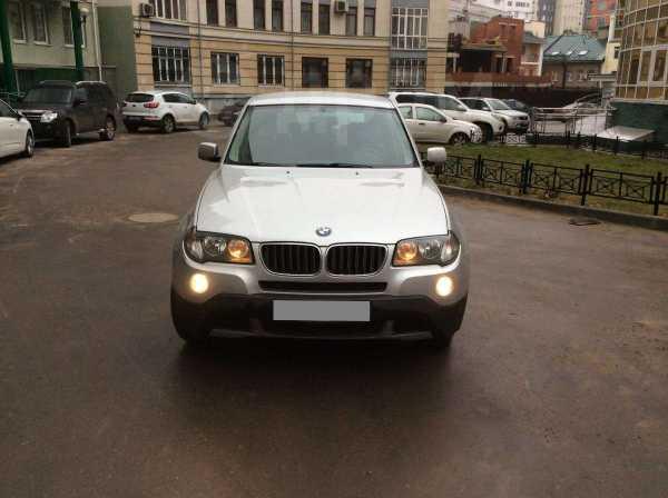BMW X3, 2009 год, 870 000 руб.