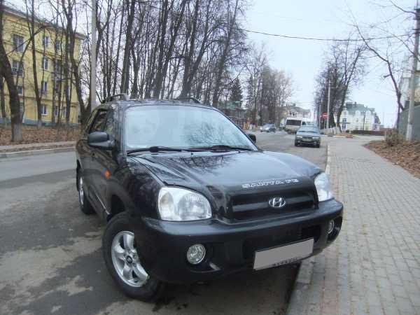 Hyundai Santa Fe Classic, 2008 год, 540 000 руб.
