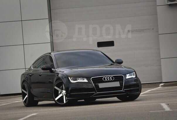 Audi A7, 2012 год, 1 800 000 руб.