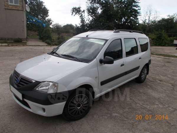 Dacia Logan MCV, 2008 год, 410 858 руб.
