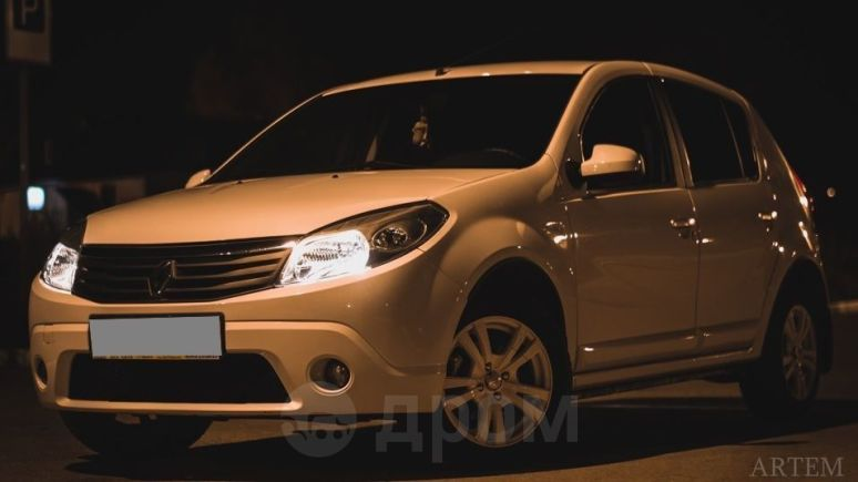 Renault Sandero, 2011 год, 400 000 руб.