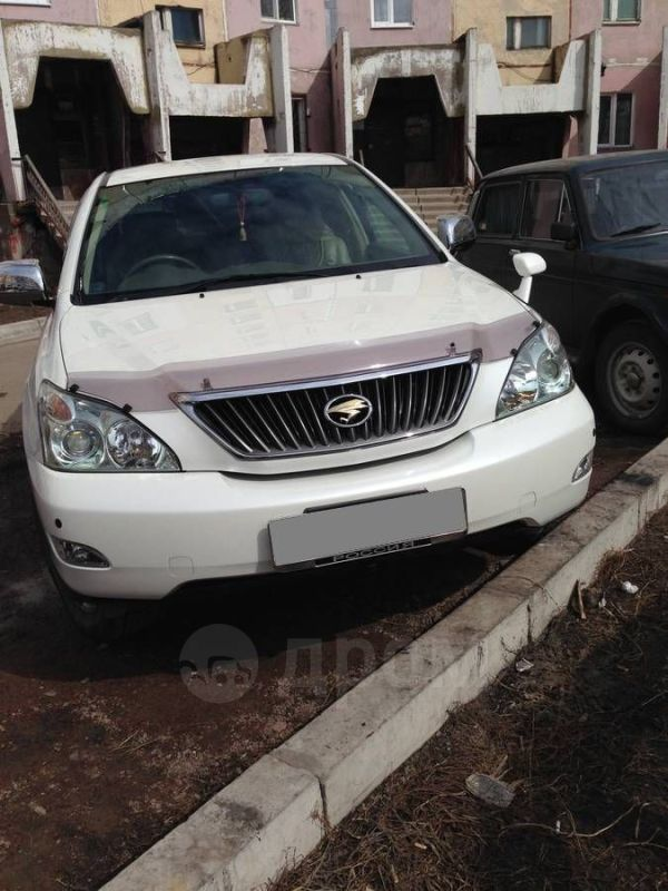 Toyota Harrier, 2006 год, 950 000 руб.