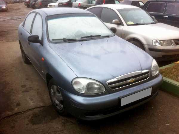 Chevrolet Lanos, 2007 год, 156 000 руб.