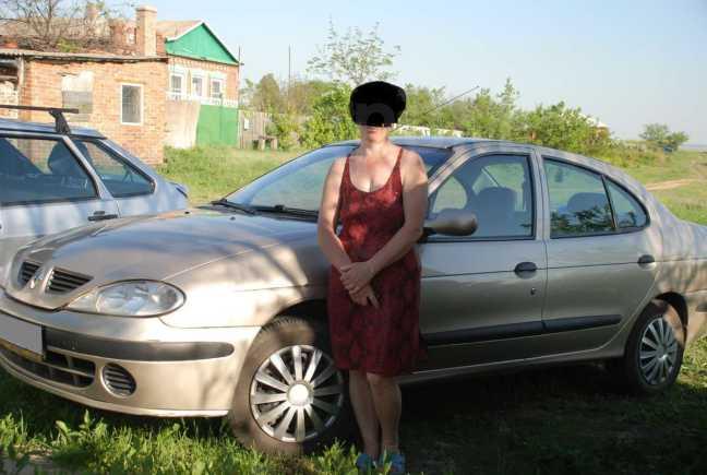 Renault Megane, 2001 год, 190 000 руб.