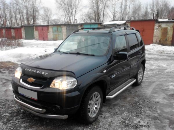 Chevrolet Niva, 2011 год, 470 000 руб.